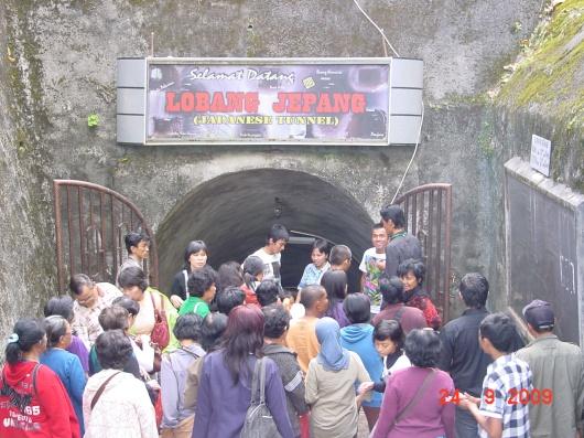Terowongan Jepang