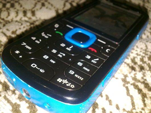 My Nokia 5320 XM